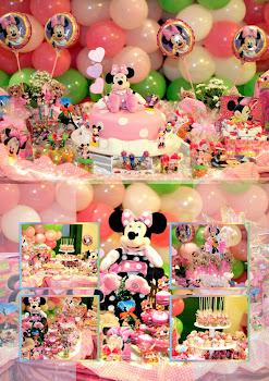 Pink & Blue Festas
