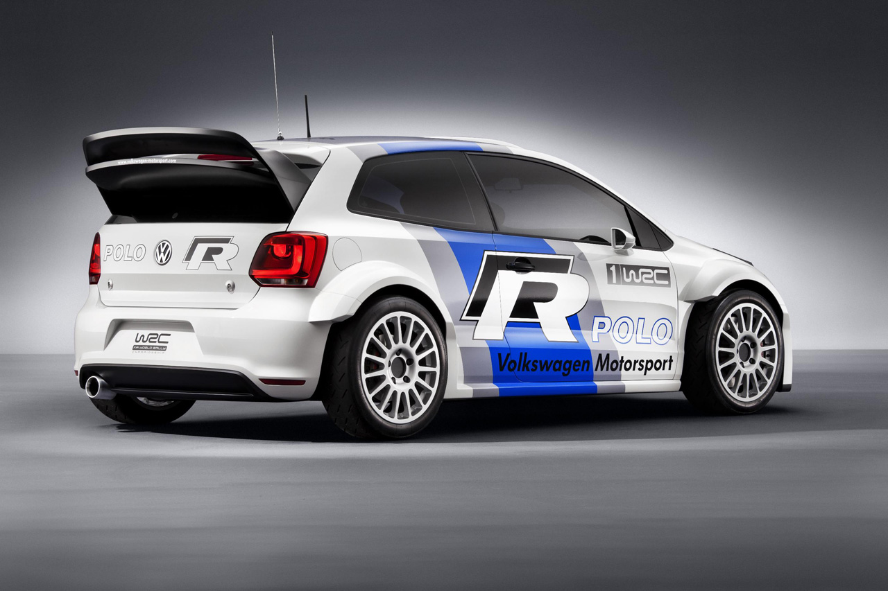 video volkswagen polo r wrc testing in finland engined beasts. Black Bedroom Furniture Sets. Home Design Ideas
