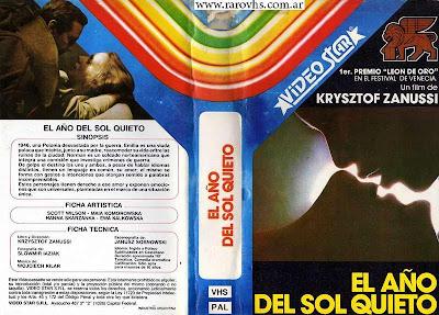 El ano del sol quieto Krzysztof Zanussi