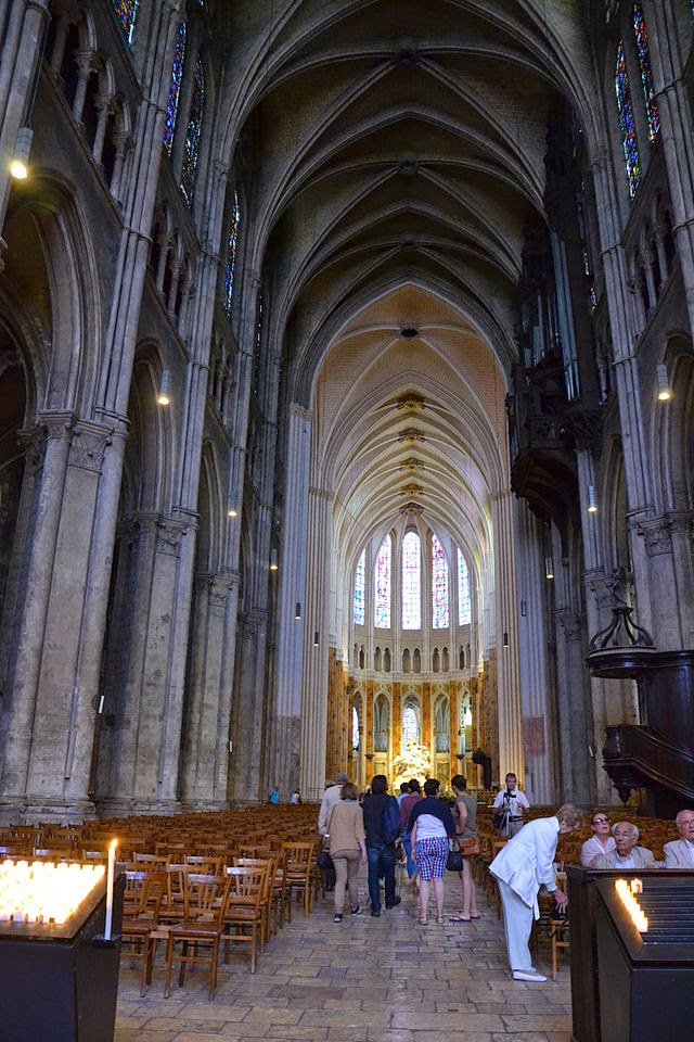 New Liturgical Movement On The Restoration Of Chartres
