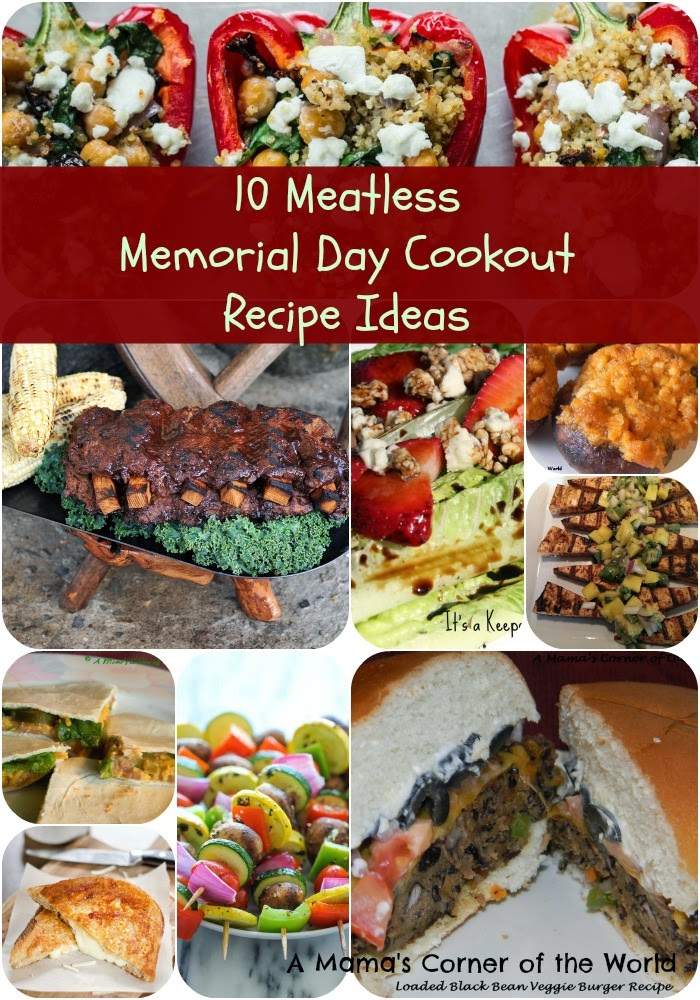 Memorial day cookout ideas 28 images memorial day for Memorial day weekend ideas
