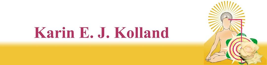 "Karin E. J. Kolland Hanael ""Bücher mit Seele"""