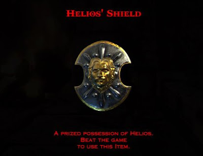 god of war how to change shield