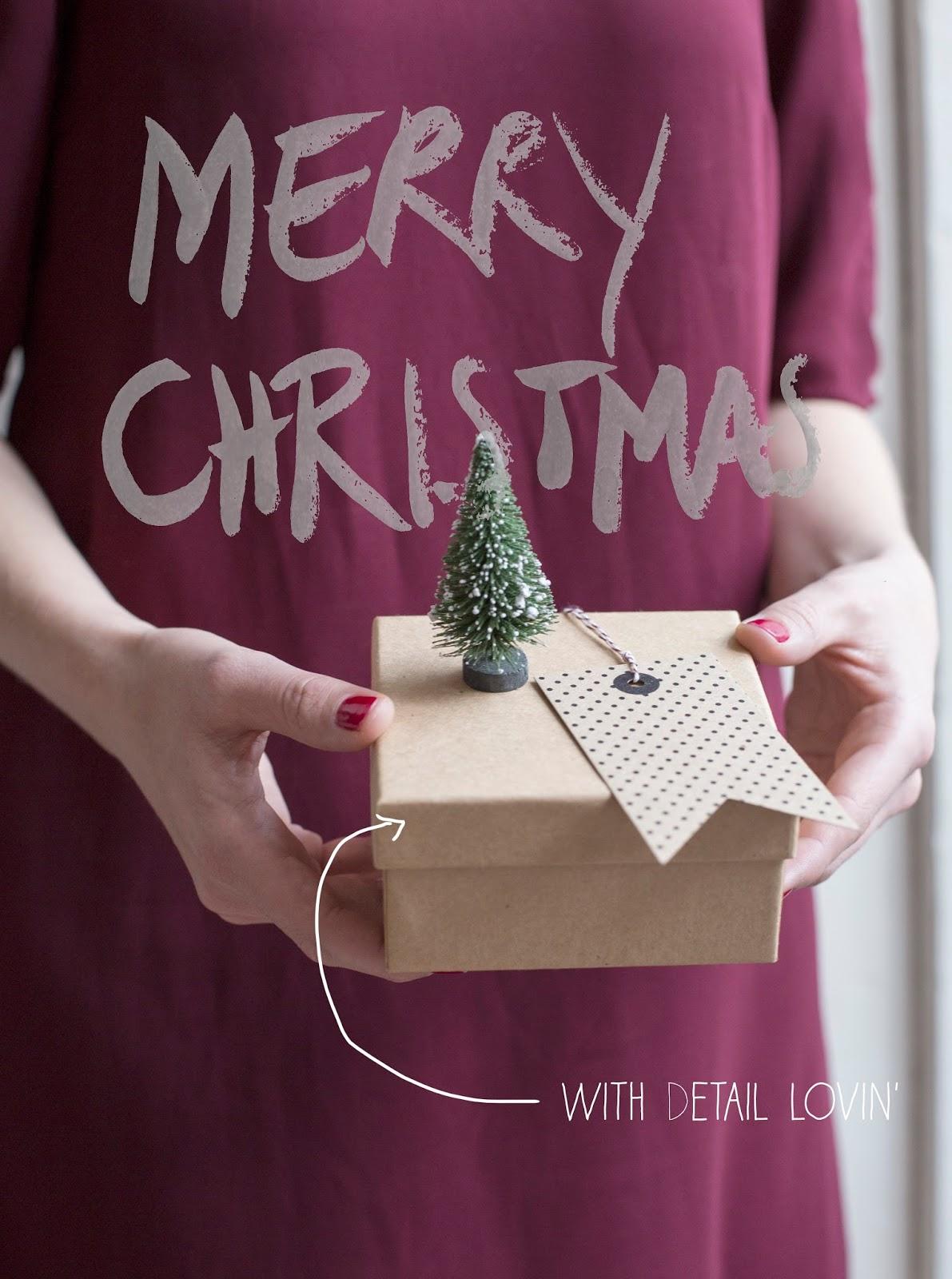 Geschenkverpackung detail lovin'