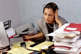 Pekerjaan Bikin Stres? Akui Saja