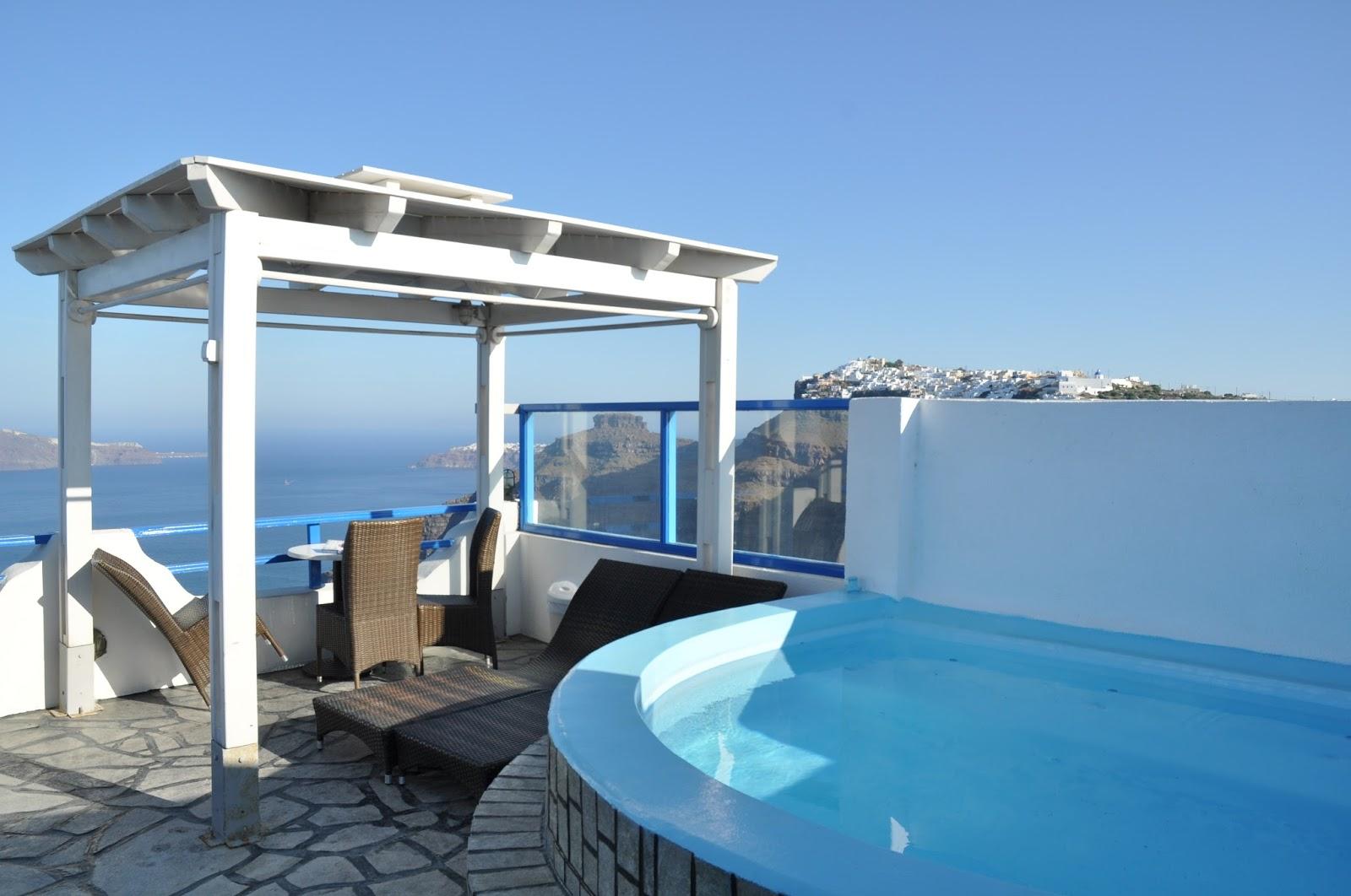 Apartamentos Kafieris en Santorini