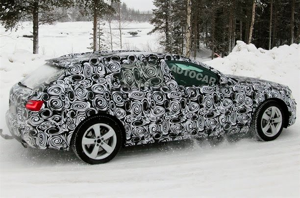 Bmw X5 2012 Spy. Audi A6 Avant 2012. Spy