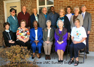 Fellowship Bible Class, Grace UMC, Charleston, SC
