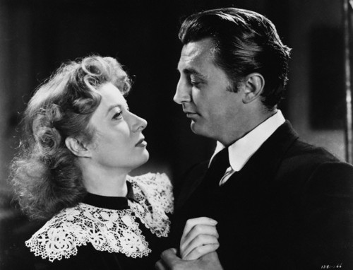 Noir and Chick Flicks: Star Of The Month: Greer Garson. Greer Garson And Husband