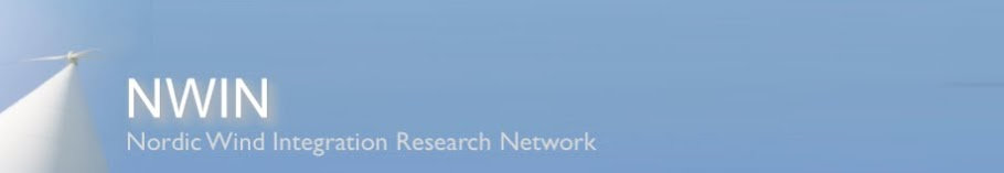 NWIN - Nordic Wind Integration Research Network