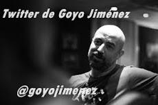 Twitter De Goyo Jiménez