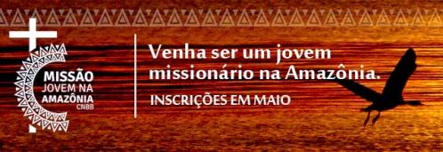 CNBB e POM convida jovens para missão na Amazônia