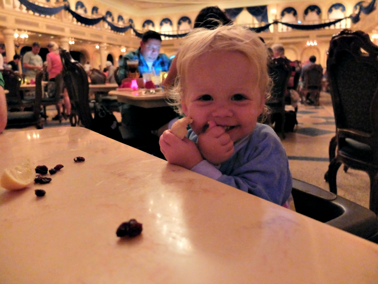 Walt Disney World Resort, Magic Kingdom, Be Our Guest, Disney Dining