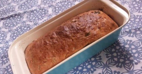 Cake Jambon Sec Tomate Conte