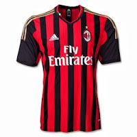 AC Milan Jersey Home