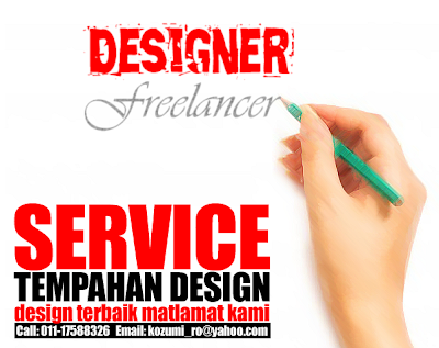 Aku Seorang Designer Freelancer