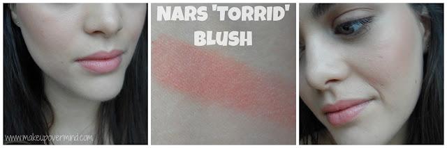 NARS Torrid Blush รีวิว