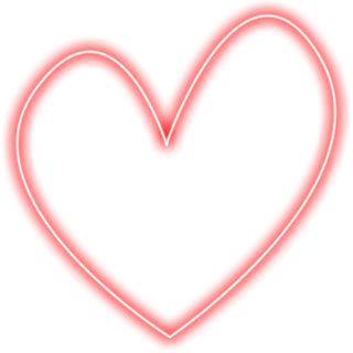 PNG Neon Fios crculos coração baú caveira #2: 4D3UpIN