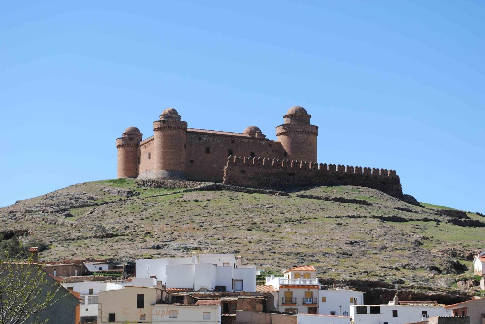 Castillo de la calahorra granada fotos 31