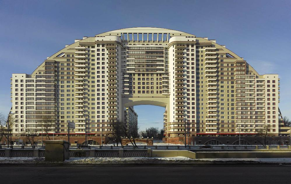 Image result for modern soviet architecture
