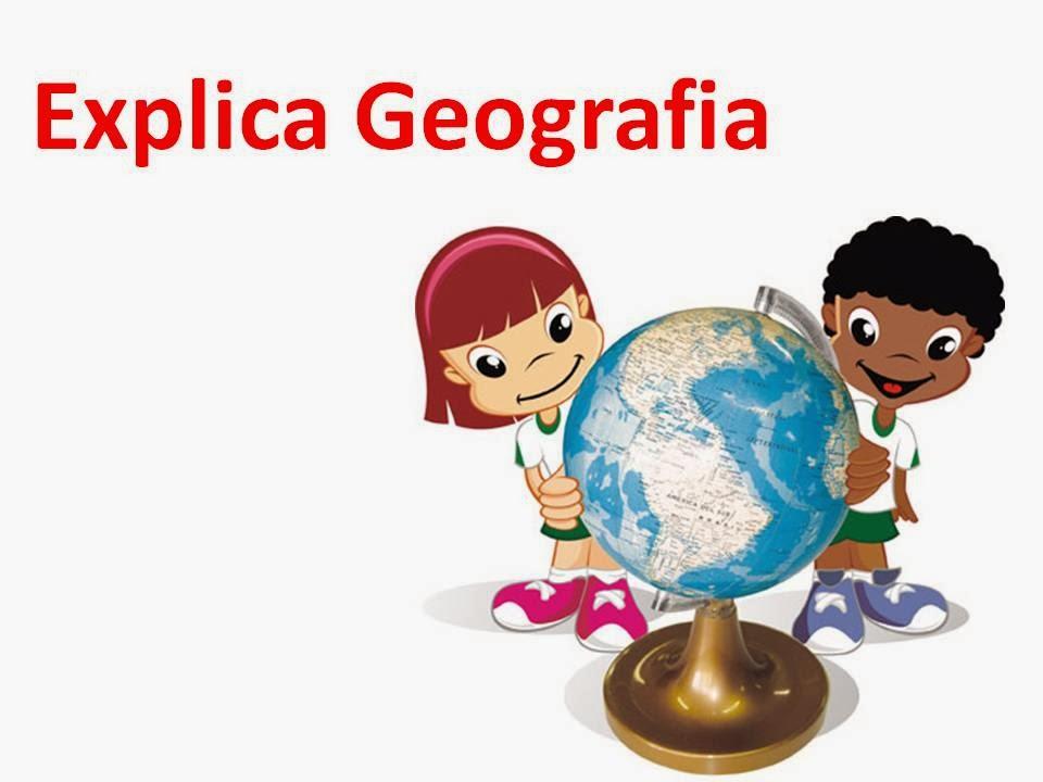 Explica Geografia