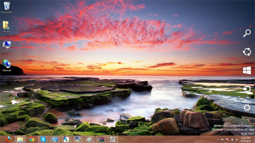 Beach Sunset Theme For Windows 7 And 8