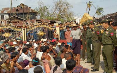 အေႂကြးသစ္ယူၿပီး ေႂကြးေဟာင္းဆပ္ရတာကို ဂုဏ္ယူေနတဲ့ သမၼတ(ဗိုလ္) ဦးသိန္းစိန္ (Tu Maung Nyo)