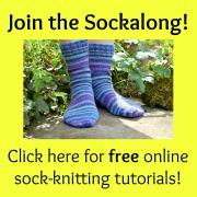Beginners Knitted Socks