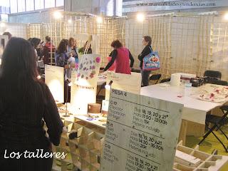 Talleres Salón Creativa Madrid