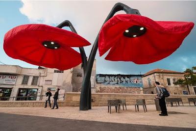 Valero Square em Jerusalém