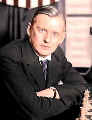Alekhine vô địch cờ Vua thế giới