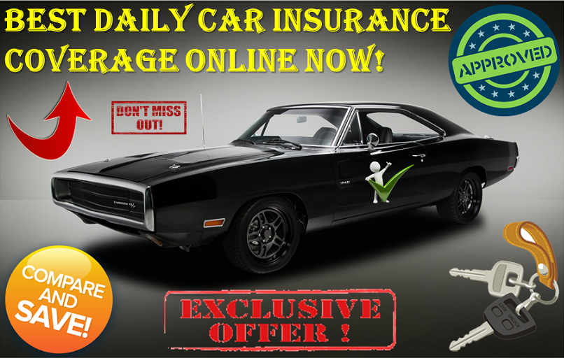 Daily Auto Insurance Policy Online