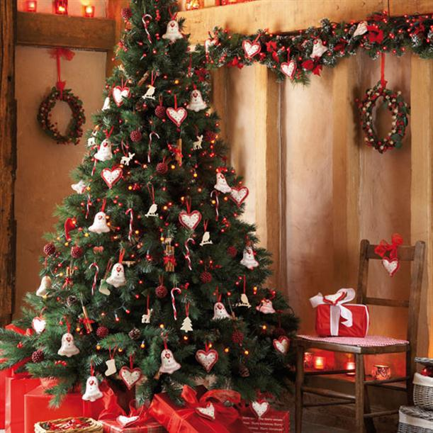 Remarkable Cute Christmas Tree Decorating Ideas 611 x 611 · 76 kB · jpeg