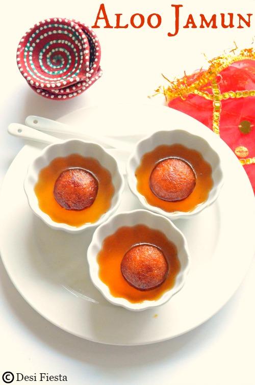 Traditional Gulab jamun Recipe