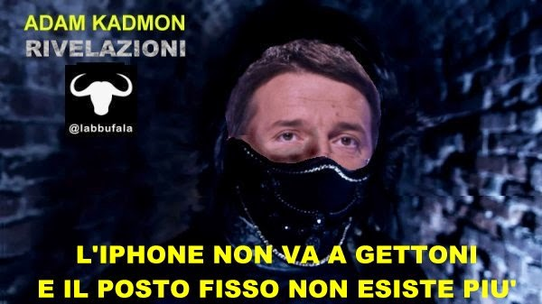 Lavoro, Renzi, leopolda, adam kadmon