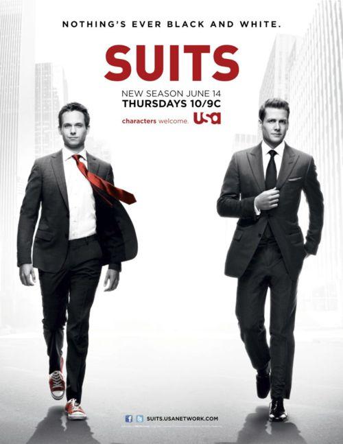 banner phim Luật Sư Đấu Trí Phần 3 (Suits Season 3)