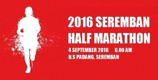 Seremban Half Marathon 2016, Negeri Sembilan