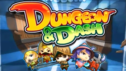 Dungeon & Dash Gameplay Android