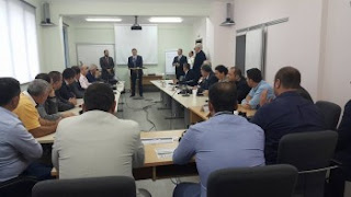Anti-terrorism training - ATA - in Albania