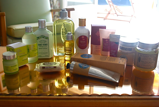 l'occitane cosmetics, body beauty products, french cosmetics