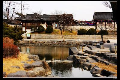 GLAMjourneys bersama Awesomazing Team ke Namsan Hanok Village Seoul Korea