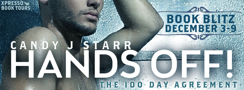 Book Blitz + #giveaway: Hands Off! The 100 Day Agreement by Candy J. Starr