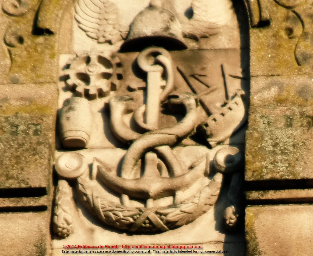 En la antigua Cámara de Comercio de Ourense