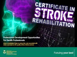 rehabilitation education program for stroke