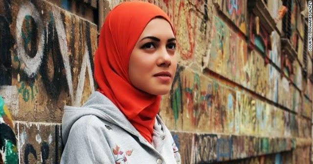 rapper cantik asal mesir ini kecam pelecehan terhadap