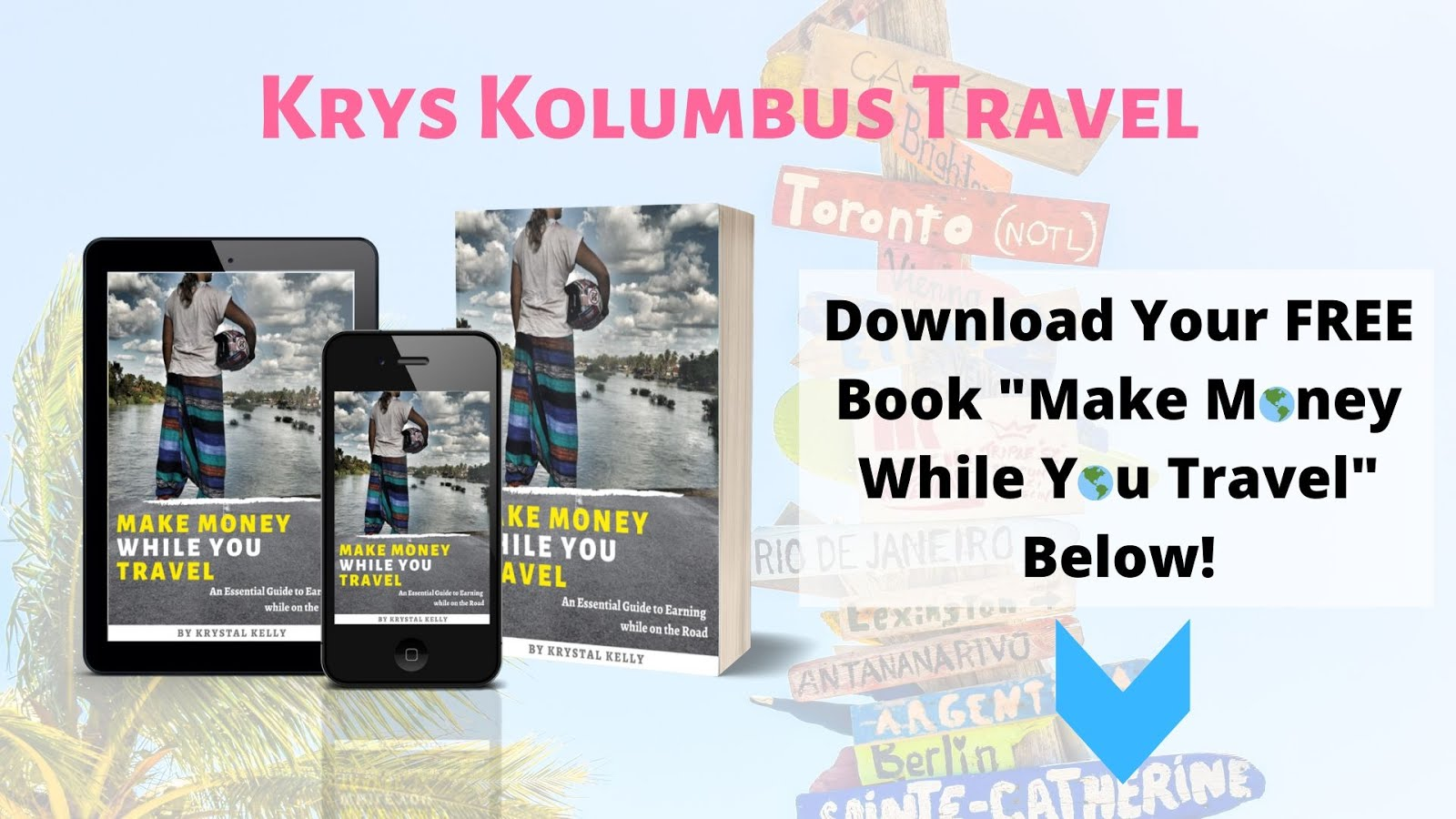 Krys Kolumbus Travel