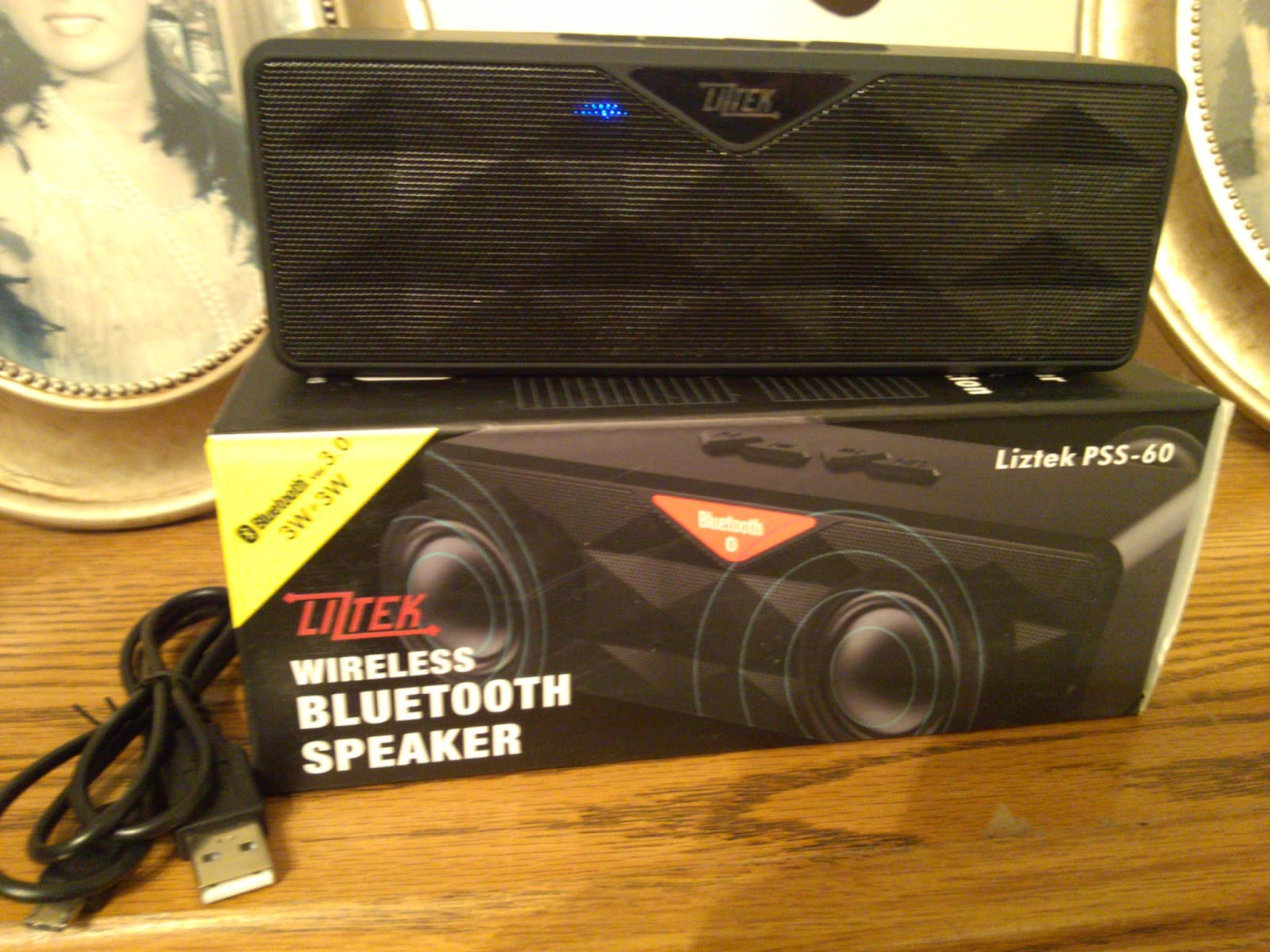 Liztek Ultra-Portable Wireless Bluetooth Speaker Review