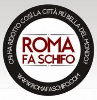 Roma fa schifo