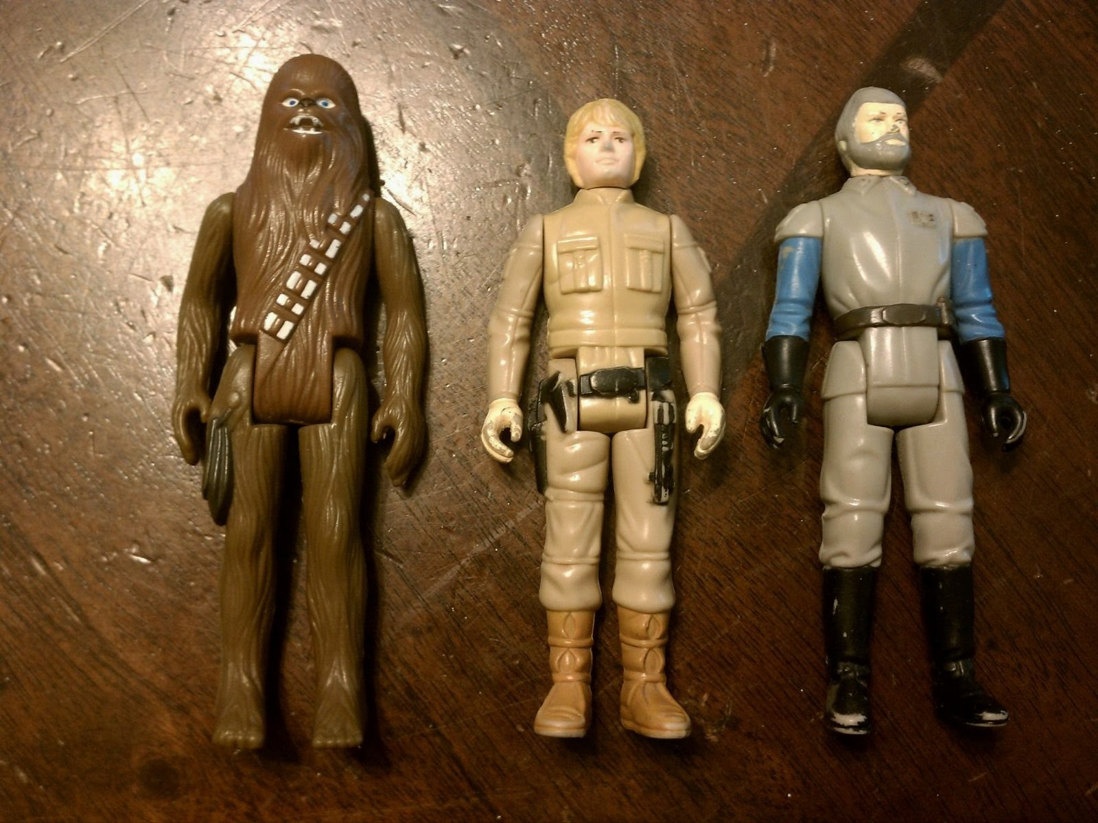 Star Wars Vintage Toys : Monster cafe saltillo even more vintage star wars figures