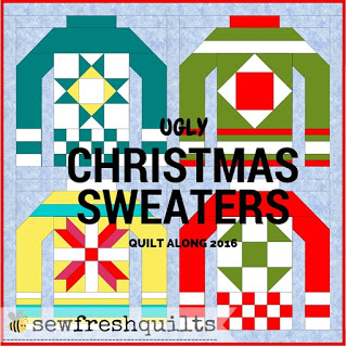 Ugly Christmas Sweaters QAL